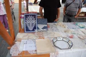 Idrija Lace Fair 2009 - Lace 1
